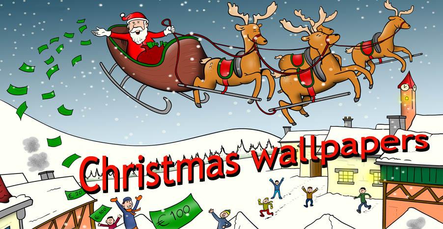 Christmas Wallpapers Wwwchristmaswallpapereu Download De